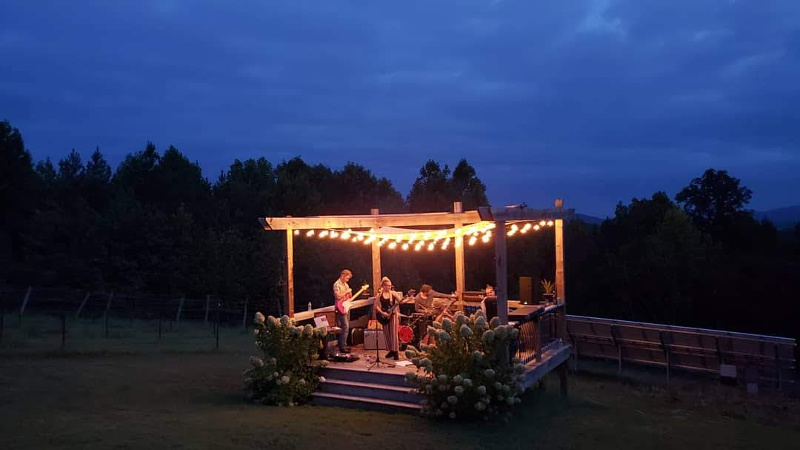 The Brent Manor Vineyards Events